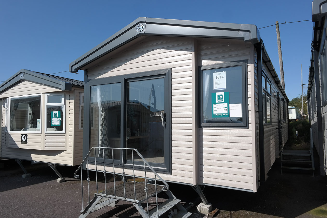 Swift Antibes - Burkes Caravan Services